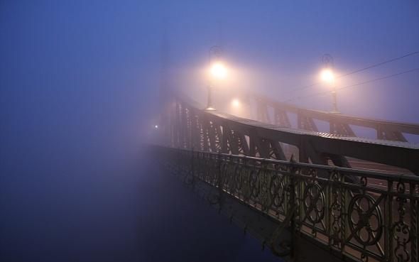The Freedom Bridge of Budapest, Hungary. Photo by Daniel Boncok, Ozylion